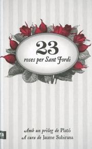 23 roses per Sant Jordi