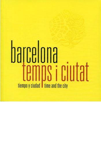 Barcelona temps i ciutat