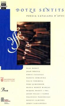 Dotze sentits. Poesia catalana d'avui