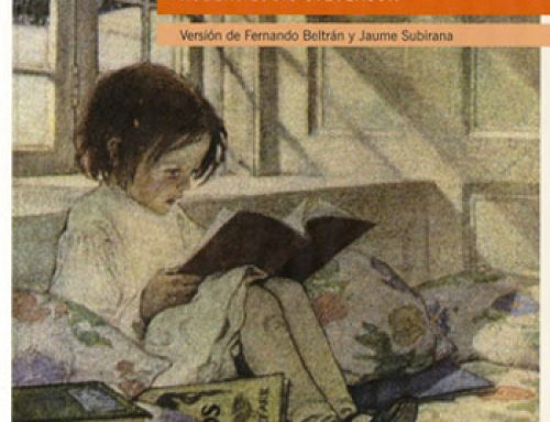 R. Louis Stevenson, Jardín de versos de un niño