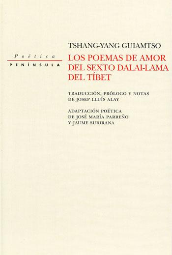 Los poemas de amor del sexto Dalai-lama del Tíbet